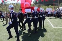 Selde şehit olan Uzman Jandarma Çavuş Erdem Çıtır son yolculuğuna uğurlandı