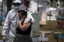 3 ülkede koronadan 2 bin 499 ölüm
