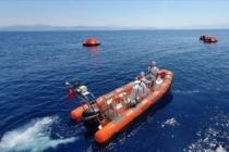 Aydın'da Yunanistan'ın ölüme gönderdiği 16 sığınmacı kurtarıldı
