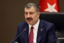 Sağlık Bakanı Koca: Koronavirüsün birinci dalgasının ikinci pikini yaşıyoruz