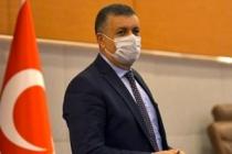 Bir belediye başkanı daha koronavirüse yakalandı