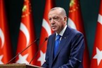 Cumhurbaşkanı Erdoğan şehit ailelerine taziye mesajı gönderdi