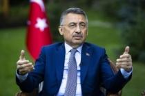 Cumhurbaşkanı Yardımcısı Oktay, Kızılay ekibine yönelik saldırıyı lanetledi