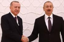 Cumhurbaşkanı Erdoğan, Aliyev'i tebrik etti