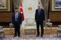 Cumhurbaşkanı Erdoğan, Bangladeş Dışişleri Bakanı Abdul Momen'i kabul etti