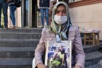Diyarbakır'daki evlat nöbeti 365. gününde
