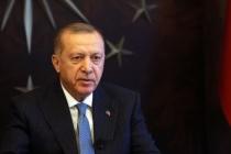 Erdoğan'dan Japonya'nın yeni Başbakanı Yoşihide'ye tebrik