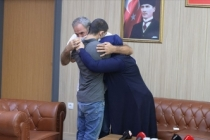 Güvenlik güçlerinin ikna çalışması sonucu 1 aile daha evladına sarıldı