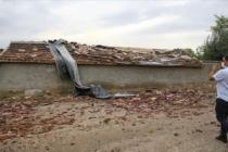 Kum fırtınası, Polatlı'da yaşamı olumsuz etkiledi