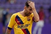 Messi, antrenmana katılmadı