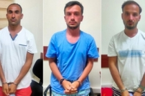 Yunanistan'a kaçmaya çalışan FETÖ'cü 3 eski asker yakalandı