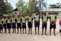 Zanzibarlı çocukların turnuvasında şampiyon Fenerbahçe oldu
