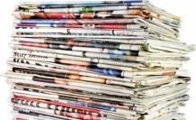 Günün gazete manşetleri - 15 Nisan 2018