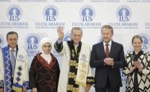 Cumhurbaşkanı Erdoğan Saraybosna'da