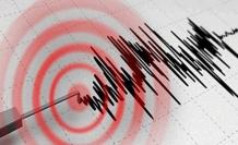 Kahramanmaraş'ta 4,8 şiddetinde deprem