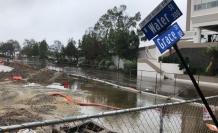 Kasırga tropikal fırtınaya dönüştü