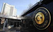 Dışişleri'nden Türk vatandaşlara uyarı