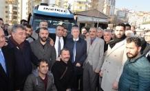 Mansur Yavaş: Taksici, servisçi, dolmuşçu altın çağını yaşayacak