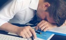 Uyku apnesi hastaları dikkat! Felç ediyor