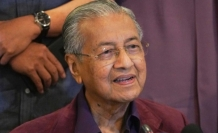 Mahathir 95 yaşında