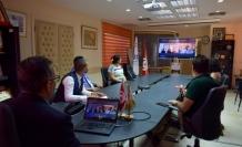 TİKA'dan Tunus İşbirliği Ajansına video konferans sistemi