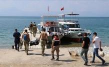 Van Gölü'nde kayıp 6 kişinin daha cesedi bulundu