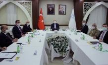 Süleyman Soylu 81 ilin valisiyle görüştü