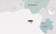 Korsan saldırısına uğrayan Türk gemisi Gabon'a ulaştı