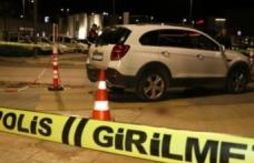 Adana'da hastane otoparkında silahlı kavga