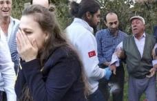 Alevlerin arasında kalan yaşlı kadın hayatını kaybetti