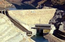 Diyarbakır'da baraj kapağı koptu! Bölgede alarm