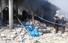 Esed rejimi İdlib'de kritik noktalara saldırdı