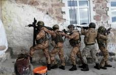 Terör örgütüne yönelik operasyonda 12 tutuklama