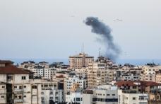 İsrail'den Gazze'ye dünden bun yana 50 hava saldırısı...