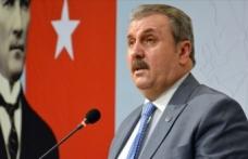 'Türkiye Cumhurbaşkanı'na söylenen söz Türk milletine söylenmiştir'