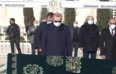 Erdoğan, Turgut Kıran'ın cenaze namazına katıldı