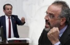 CHP'li Tanju Özcan ve HDP'li Sırrı Sakık birbirine düştü!