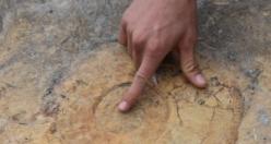 Tam 65 milyon yıllık! Duvar taşı olarak kullanıldı