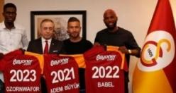 Brezilya basını 'Galatasaray ile anlaştı' dedi... Galatasaray'dan son dakika transfer haberleri