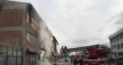 Ankara'da yangın: 5 kişi hayatını kaybetti