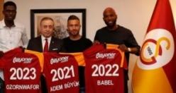 Galatasaray'a yeni forvet Norveç'ten! Galatasaray'dan son dakika transfer haberleri