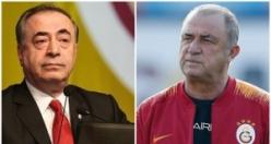 Mustafa Cengiz'den Fatih Terim açıklaması: Sözleşmesi...