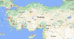 Türkiye'nin altın haritası! İşte en çok altın stoklayan şehirler