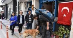 Türkiye'de mola verdi... İtalya'dan Çin'e yürüyerek gidiyor