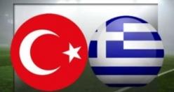Türkiye - Yunanistan maçı muhtemel ilk 11'leri belli oldu