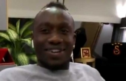 Diagne'den Galatasaray taraftarına mesaj var