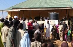 DERSİAD'dan Nijerya'daki hapishane ve engelli okuluna ziyaret