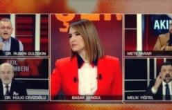 CNN Türk canlı yayınında hakaretler havada uçuştu