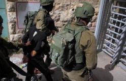 İşgal güçleri 8 yaşındaki çocuğu gözaltına aldı