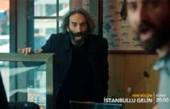 İstanbullu Gelin 64.bölüm fragmanı! Fikret'in bıçaklandığını gören, Adem araya giriyor